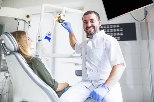 רופא שיניים לכתרים